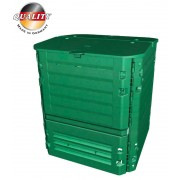Thermo-Composteur Thermo-King 900L Vert