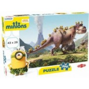 Puzzle Tactic Minions 200 de piese