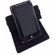 Hp 10 Plus Premium Hoes Cover met 360 graden draaistand, zwart , merk i12Cover