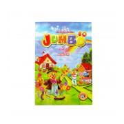 Carte de colorat cu povesti si abtibilduri, A4 80 pagini Eurobookids vol. 4