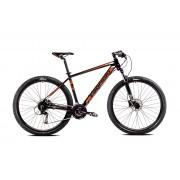 """Capriolo Level 9.3 29er kerékpár 19"""" Fekete-Fehér-Narancs"""
