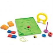 Joaca cu magneti Learning Resources Set de activitate