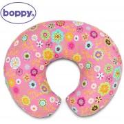 Подушка Boppy с хлопк. чехлом WILD FLOWERS