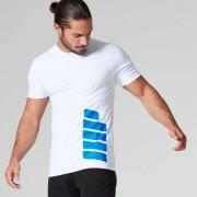 Myprotein Bold Tech Logo T-Shirt - M - White