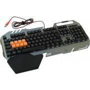Клавиатура A4Tech Bloody B418 Grey-Black USB