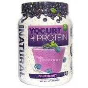 About Time Proteína + Yogurt Griego Blueberry 498 gr