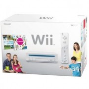 Consola Nintendo Wii Party Pack White