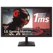 """LG 24MK400H-B 23.8"""" Full HD LED flatscreen PC flatscreen (60,5 cm (23,8 inch), 1920 x 1080 pixels, Full HD, LED, 2 ms, zwart)"""