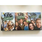 Blue City The King of Queens Season 1-3 DVD