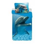 Delfines ágyneműhuzat