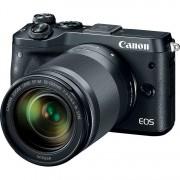Panasonic CANON EOS M6 + EF-M 18-150mm IS STM - Nero - 2 Anni Di Garanzia