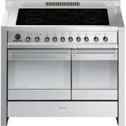 Smeg Opera A2PYID8 Stainless Steel 100cm Induction Range Cooker