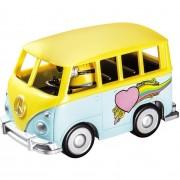 Vehicul figurina MINION Despicable Me Die Cast - autobuz