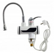 Robinet Electric Flexibil pentru Incalzit Apa cu Afisaj LED, Putere 3000 W, Apa Calda Instant 30°C – 60°C