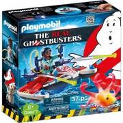 Playmobil Ghostbusters, Zeddemore si jetski
