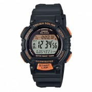 Casio reloj deportivo STL-S300H-1BDF - negro + naranja (sin caja)