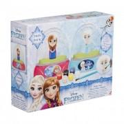 Sambro Frozen kreatív szett - hógömb készítő 2 db-os