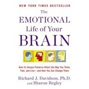 The Emotional Life of Your Brain: How Its Unique Patterns Affect the Way You Think, Feel, and Live-And How You Can Change Them, Paperback/Richard J. Davidson