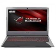 Лаптоп ASUS G752VT-GC047D, i7-6700HQ, 17.3 инча, 8GB, 1TB/ASUS G752VT-GC047D /I7-6700HQ