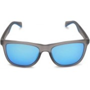 Fossil Rectangular Sunglasses(Blue)