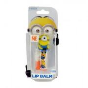 Minions Lip Balm balsamo per le labbra 4,5 g tonalità Banana per bambini scatola danneggiata