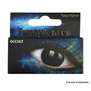 Lentile contact petrecere halloween OCCULT - 58334