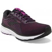 Brooks Ghost 12 - scarpe running neutre - donna - Black/Pink
