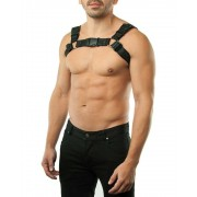 Nasty Pig Paratrooper Harness Black 8506
