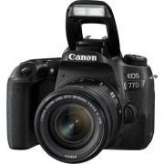 Canon Kit Fotocamera Reflex Canon EOS 77D + Obiettivo 18-55mm STM - Prodotto