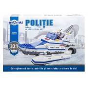 Momki - Politie, Vehicul interventie pe apa, 321 piese