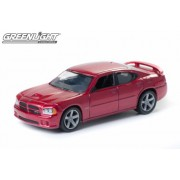 2006 DODGE CHARGER SRT8 * ZINE MACHINES SERIES ONE * 1:64 Scale 2011 Limited Edition Greenlight Coll
