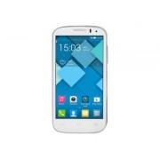 Alcatel One Touch POP C5 5036D Double SIM Blanc uni