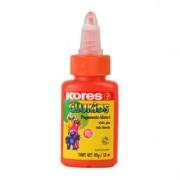 Pegamento blanco liquido Kores Glukids de 30grs