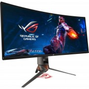 "Monitor IPS, ASUS 34"", ROG Swift PG349Q, Curved, 4ms, 120Hz overclockable G-Sync, HDMI/DP, Speakers, QHD"