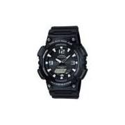 Relógio Casio Standard Anadigi Tough Solar Aq-s810w-1avdf