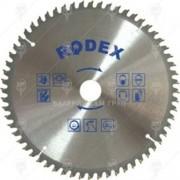 Диск за рязане на алуминий ф300мм 80т - Rodex