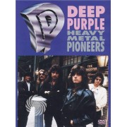 Video Delta Deep Purple, Roger Glover, Ritchie Blackmore, Jon Lord, Ian Paice, Joe Lynn Turner - Deep Purple - Heavy metal pioneers - DVD