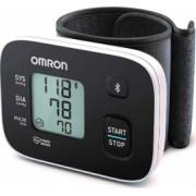 Tensiometru de incheietura Omron RS3 60 de masuratori validat clinic Negru