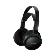 Sony MDR-RF811RK Wireless RF Over-Ear Headphones Black With Volume Control