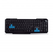 Teclado Acteck Inalambrico USB AT-3500 Negro (AC-01014)-Negro