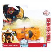Transformers Robots in Disguise, Figurina One Step Changer - Autobot Drift