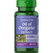 oregano oil - huile d'origan 1500 mg 180 capsules molles