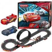 Jucarie Carrera Slot Go!!! 1:43 Disney Cars 3 Finish First!