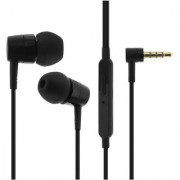 New 3.5mm MH750 In Ear Earphone For Sony Xperia Z/Xperia Z1/Xperia Z2/Xperia Z Ultra/Xperia T3 - Black Color