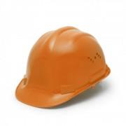 Casca de protectia muncii - portocaliu