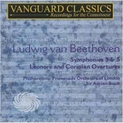 Video Delta Beethoven,L.V. - Symphony 3/5 - CD