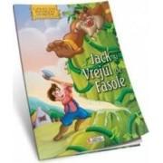 Povesti clasice de colorat - Jack si vrejul de fasole