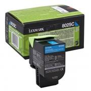 Lexmark 80C2SC0 - 802SC toner cian