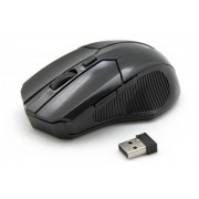 Mouse Ottico 6D Micro Ricevitore USB Wireless 800-1600 dpi Nero