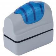 ER Práctica Flotante Limpiador Magnetic Brush Peces De Acuario Tanque De Cristal Algas Scraper.